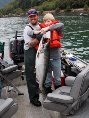 Chinook-Fishing-Guide-Tillamook-Bay-Oregon